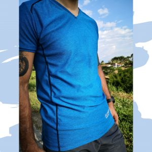 camiseta deportiva hombre